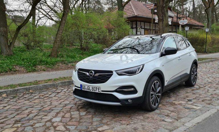 Opel Grandland X Hybrid: Stimmiges Gesamtpaket