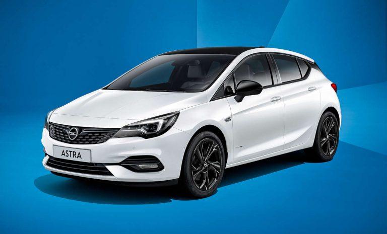 Opel Astra mit neuer Ausstattungslinie