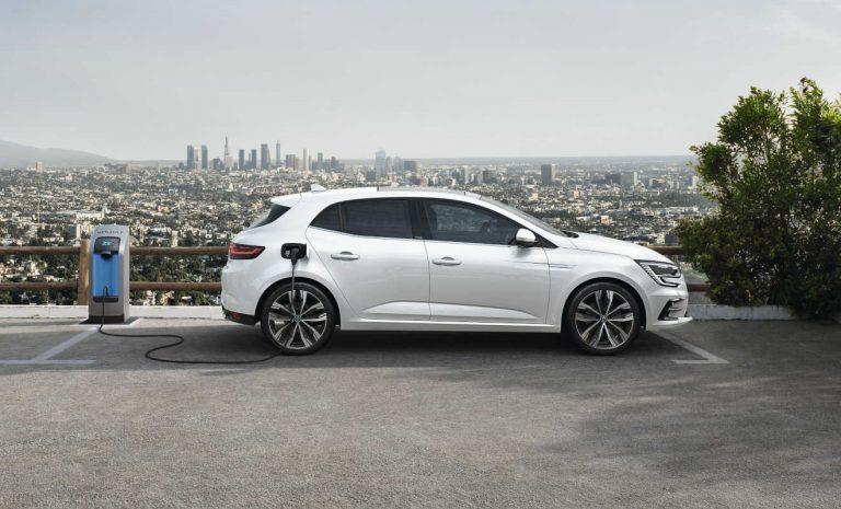 Renault Megane: Auch Fünftürer mit Plug-in-Hybrid