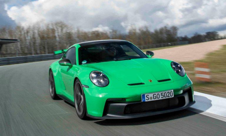Porsche 911 GT3: Gänsehautfeeling inklusive