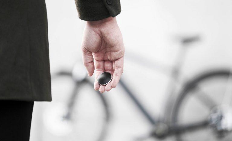 Neues Fahrradschloss erschwert den Diebstahl