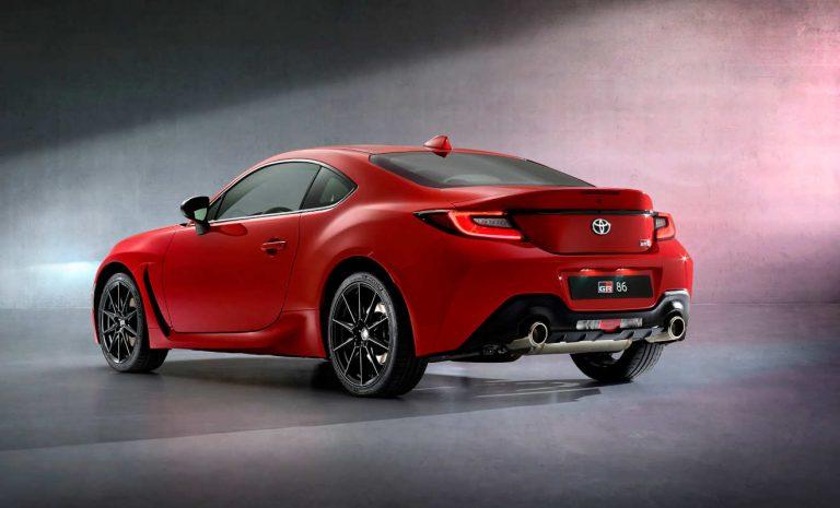 Toyota GR 86: Neue Leichtigkeit