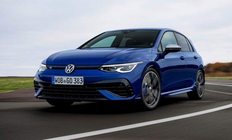 VW Golf R: Für alle die, denen ein GTI zu schnöde ist