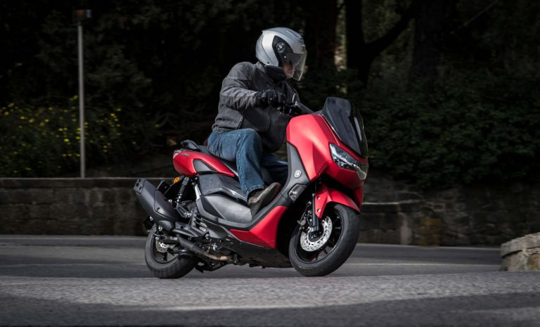 Yamaha NMAX 125: Bessere Dynamik, wenig Emissionen