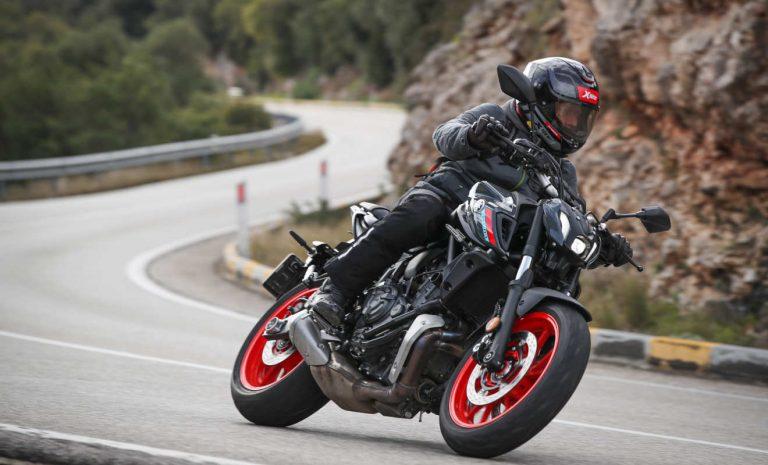 Yamaha MT-07: Roadster für Anfänger und Versierte