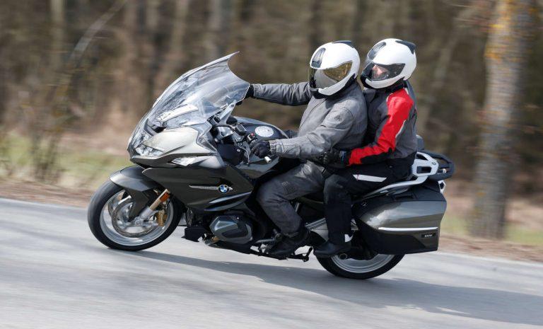 BMW R 1250 RT: Ideal eines Tourers