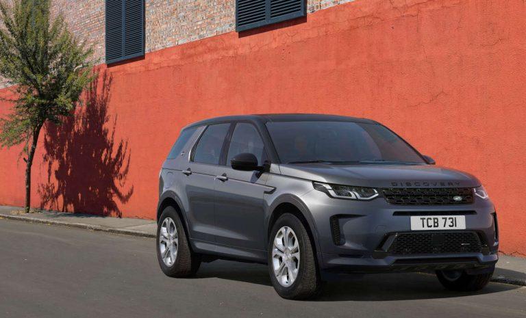 Zwei Sondermodelle vom Land Rover Discovery Sport