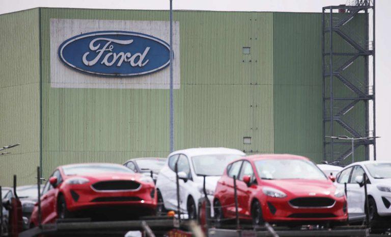 Ford muss Produktion wegen Chipmangel einstellen
