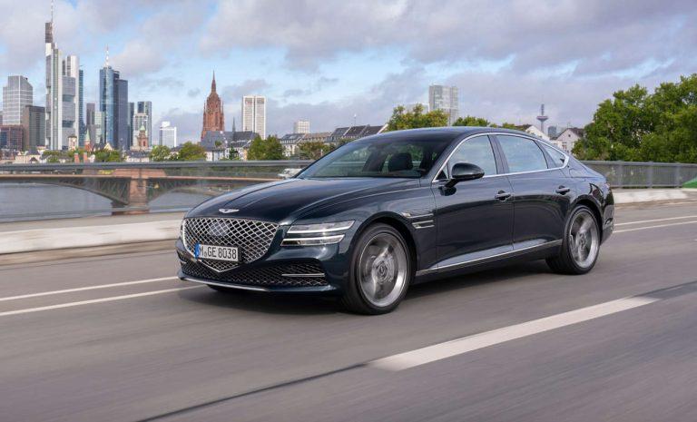 Genesis G80: Start der Luxus-Limousine im Sommer