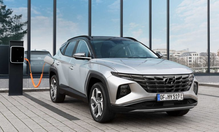 Hyundai Tucson nun auch als Plug-in-Hybrid