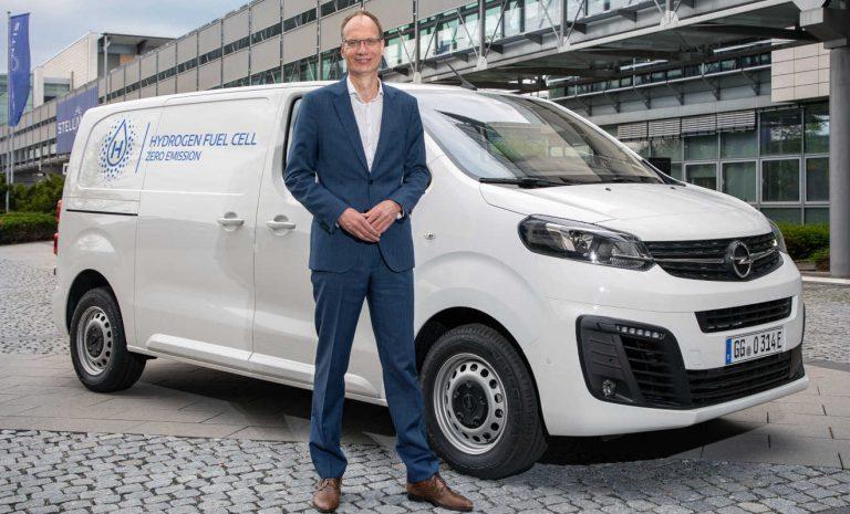 Opel Vivaro-e Hydrogen mit 400 Kilometer Reichweite