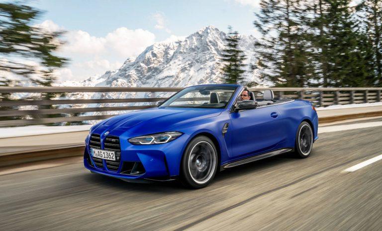 BMW M4 Cabrio: Sportvariante ist offen für alles
