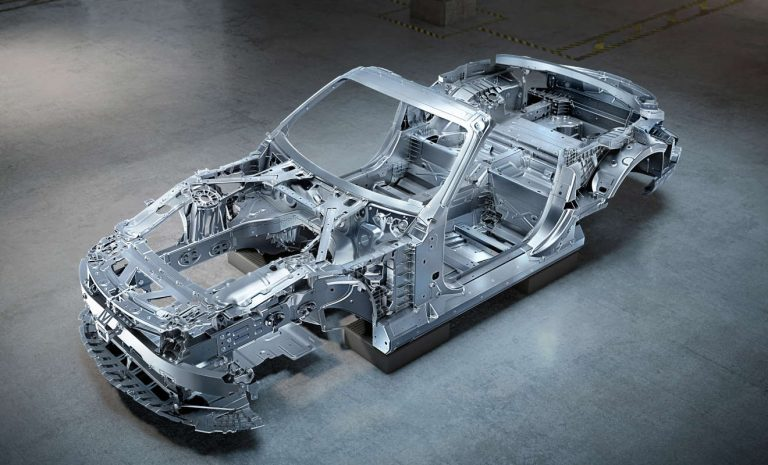 Mercedes SL: Roadster erhält neue Architektur