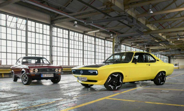 Opel Manta GSe: Klassiker mit Coolness-Faktor