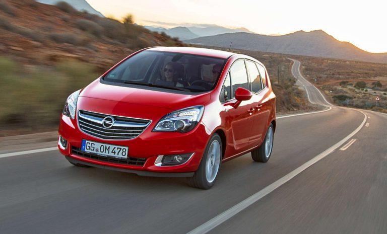 Opel Meriva: Als Gebrauchter mit einer Schwachstelle
