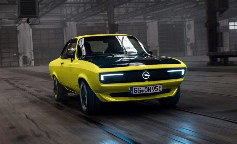 Opel bietet ab 2028 nur noch E-Autos an