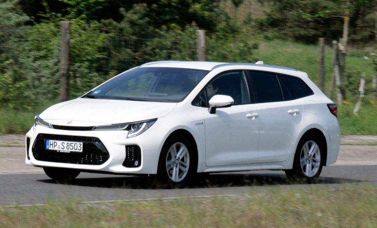Suzuki Swace: Genügsam dank Hybridsystem