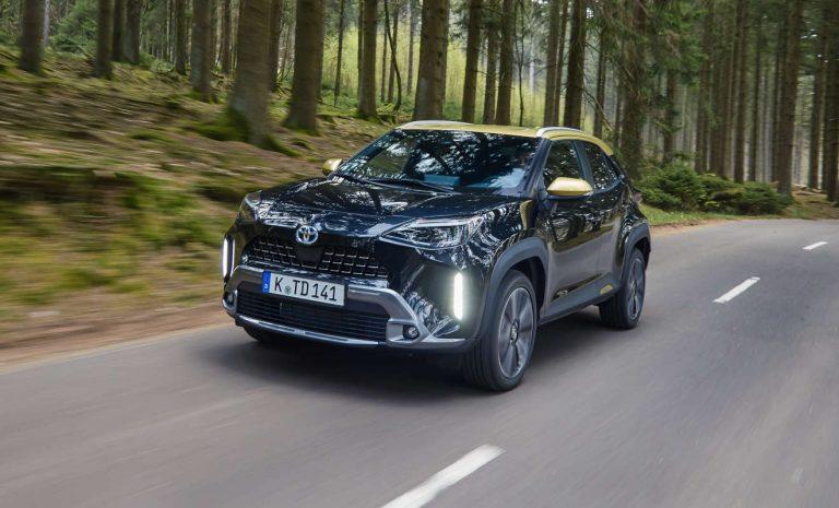 Toyota Yaris Cross: Nah an der Kompaktklasse