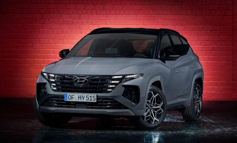 Hyundai Tucson N Line kostet rund 39.000 Euro