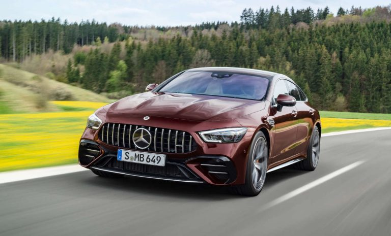 Mercedes-AMG entdeckt den Plug-in-Hybriden