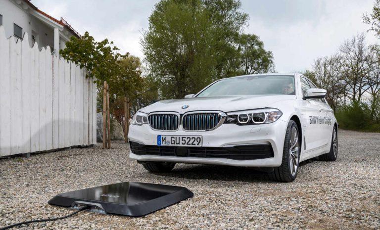 Elektroautos: Induktives Laden bleibt eine Nische