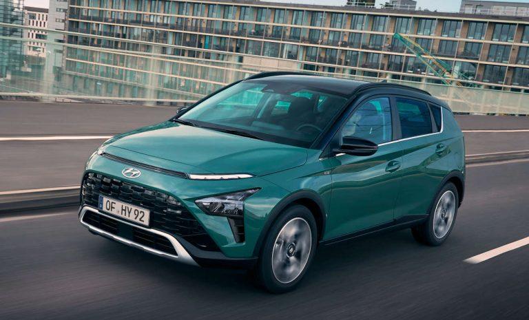 Hyundai Bayon: Kleiner SUV ganz groß