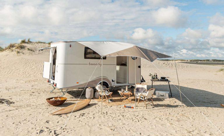 Beachy: Neuer Caravan für Einsteiger