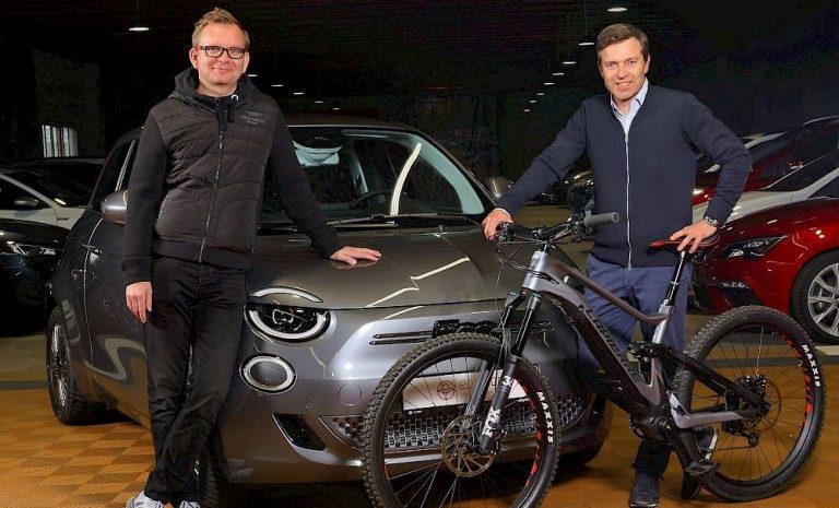 Fleetpool bietet Abo-Modell nun auch für E-Bikes an