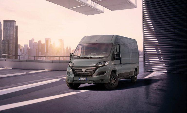 Fiat Ducato: Kleintransporter erhält Facelift