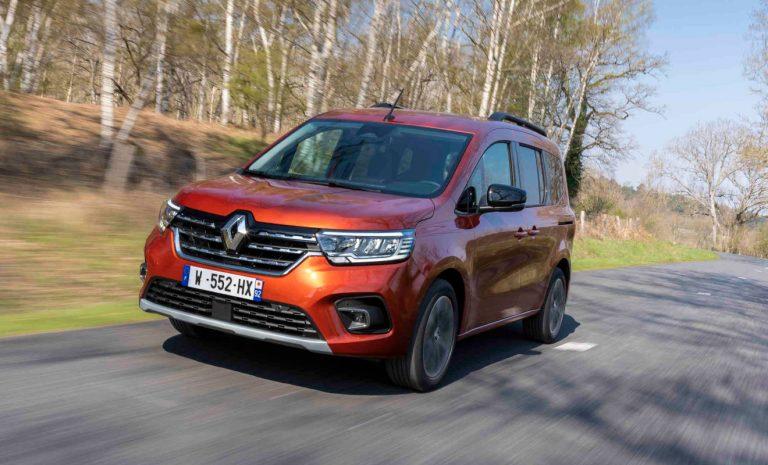 Renault Kangoo: Mehr Komfort und hoher Nutzwert