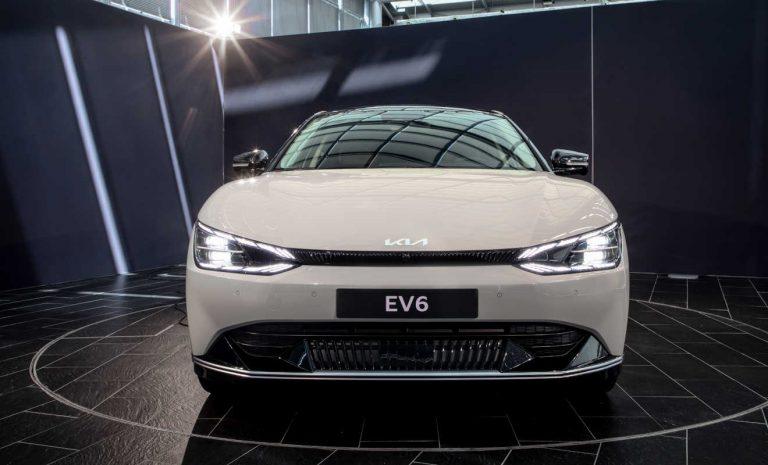Kia EV6: Ende aller Kompromisse