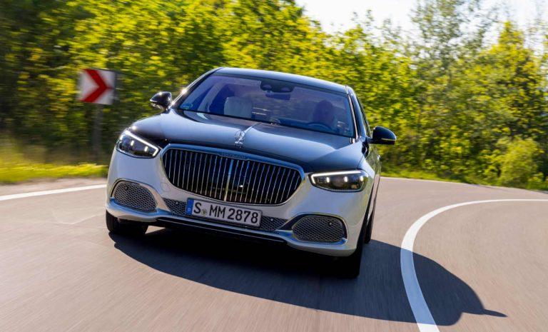 Mercedes-Maybach S-Klasse: Das Doppel-M kommt an