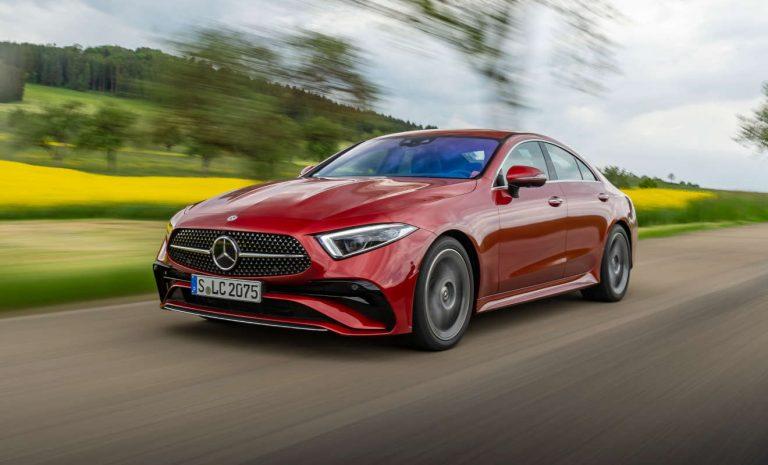 Mercedes CLS 300 d 4Matic: Sportlich und sparsam