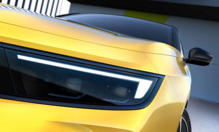 Neuer Opel Astra erstmals rein elektrisch