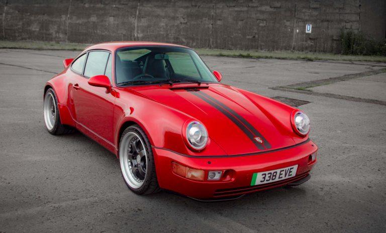 Porsche 911: Elektroumbau von Everrati