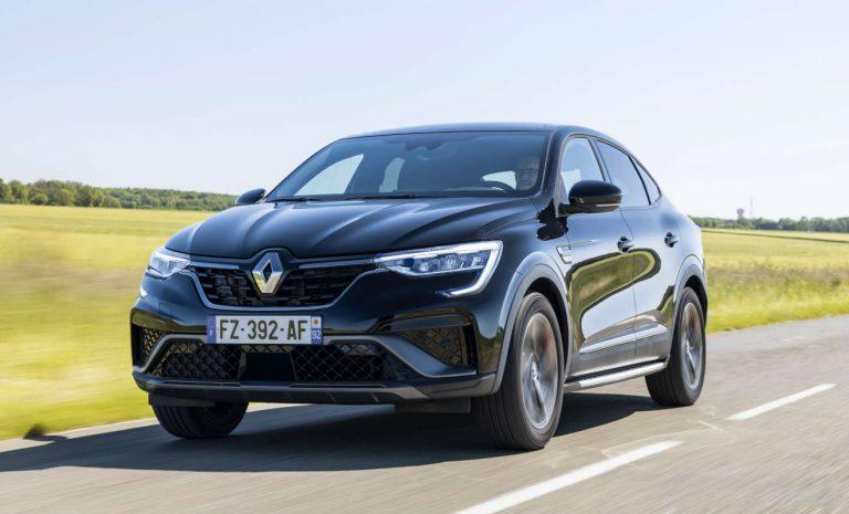 Renault Arkana E-Tech: Starker Auftritt als Vollhybrid