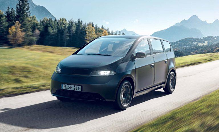 Sono Motors: Mit Moos zu sauberer Luft