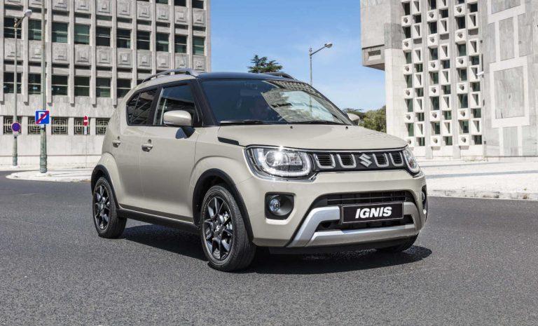Von Jeep bis Toyota: Fünf Mini-SUVs mit Allradantrieb