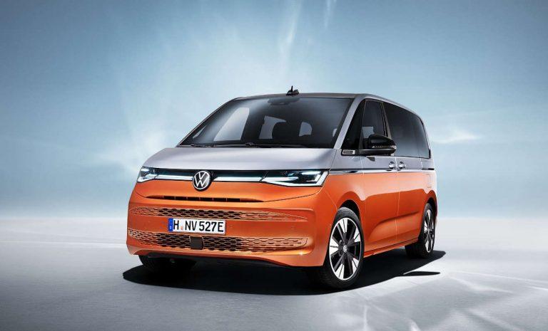 VW Multivan: Erstmals auch mit Plug-in-Hybrid