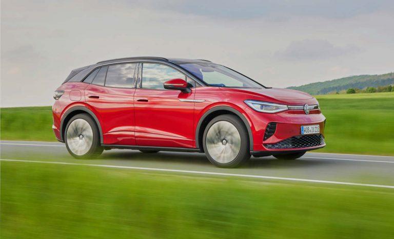 VW ID.4 GTX: Sportlichkeit gepaart mit Effizienz