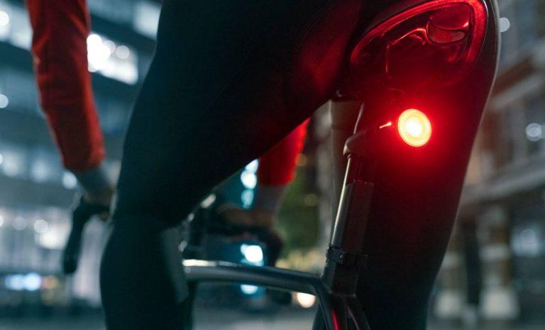 Vodafone bietet vernetztes Rücklicht für Fahrräder