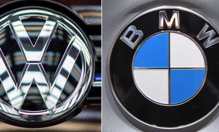 EU verhängt Kartellstrafe gegen VW und BMW