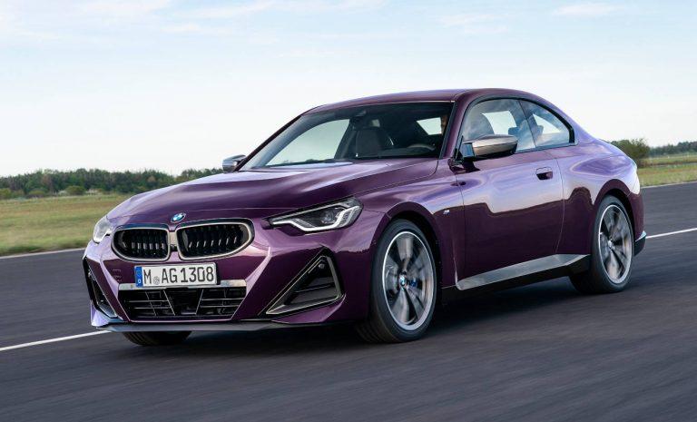 BMW 2er Coupé: Alles außer Frontantrieb