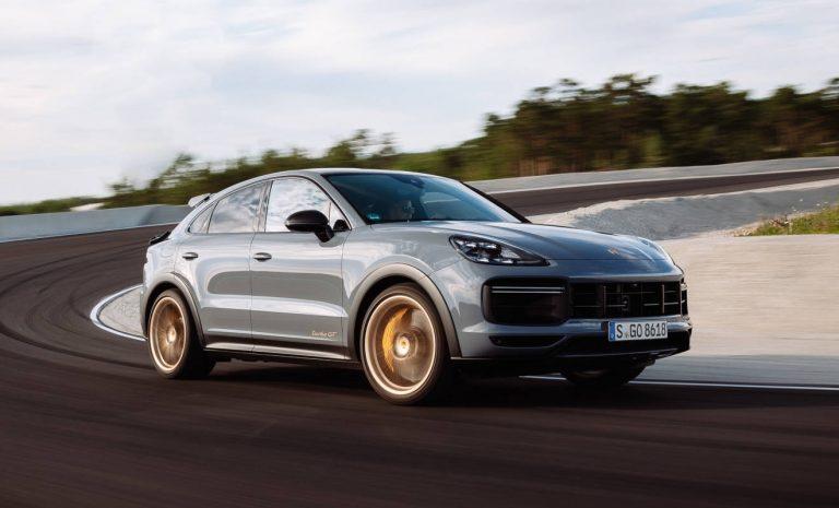 Porsche Cayenne Turbo GT: Die volle Wucht