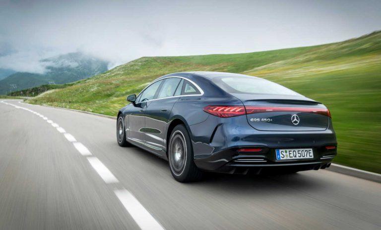 Mercedes EQS kostet knapp über 106.000 Euro
