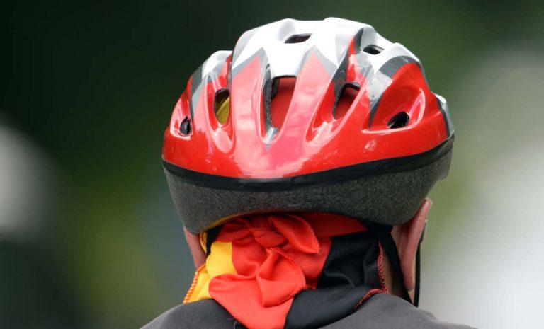 Radfahren: Mehrheit für Einführung der Helmpflicht