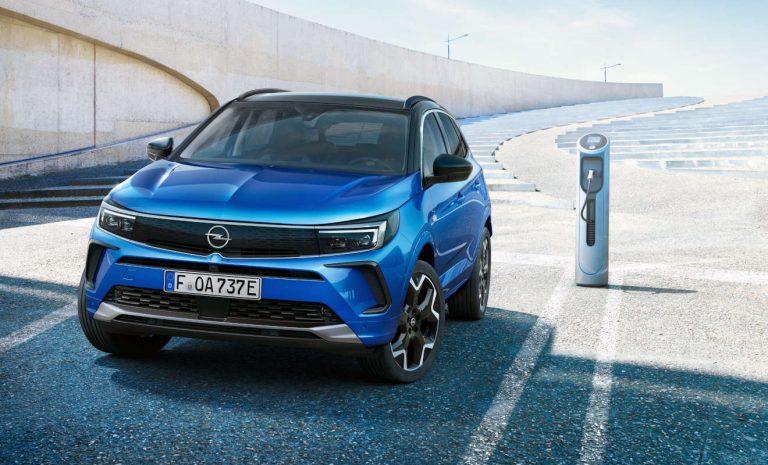 Opel Grandland kann für 27.250 Euro bestellt werden