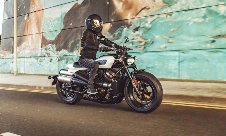 Harley-Davidson Sportster S: Stärker, schneller, leichter