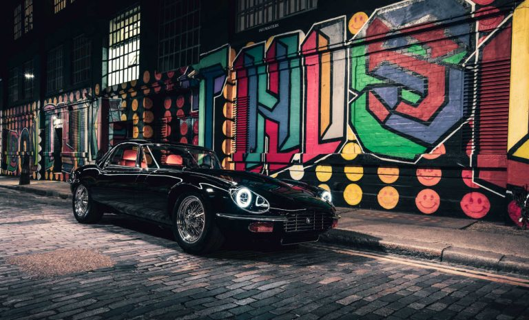 Jaguar E-Type: Umbau vom Restomod-Experten
