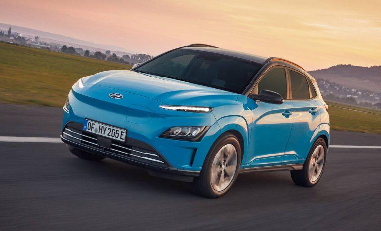 Hyundai Kona Elektro: Stromert auch lange Strecken